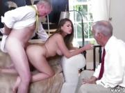 German old and gangbang first time Ivy impresses with her hu