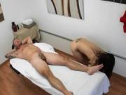 Physical Therapist Nyomi Star Serves Hung Patient
