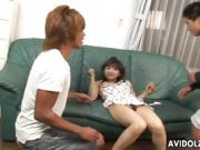 Asian Teen Has A New Toy To Try On Her Snatch