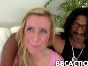 Jessica Heart tries taking full BBC