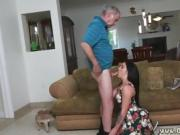 Old man cum in mouth xxx Frannkie's a hasty learner!