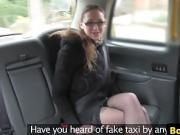 Spex inked taxi amateur bended and fucked ballsdeep on spycam