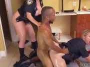 Milfs fuck them sexy Black Male squatting in home gets our mi