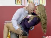 Nicole Aniston her best friend in Game Night Shenanigans