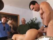 Hubby Watches His Wife Having Sex On Other Man