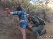 Shyla stylez police officer Kayla West was caught lusty patro