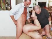 Old man hardcore threesome More 200 years of boner for this f