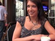 Lesbian pornstar sex - Missy Charme x Amel Annoga