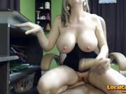 Britney Big Tits Camgirl