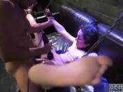 Asian teen webcam squirt Helpless teen Evelyn has been walkin