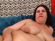 fat girl Danni Dawson suck and fuck