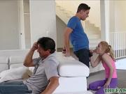 Petite Blonde MILF Step Mom Kennedy Kressler Has Sex With Son