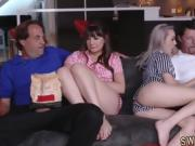 Parents sex tape first time Movie Night Madness