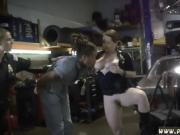 Amateur big tits riding orgasm Chop Shop Owner Gets Shut Down