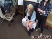Lucy duvalle blowjob first time Lesbians Pawn Their Asses!