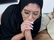Petite Hijab Teen Anal Fucked
