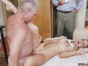 Teen wife Molly Earns Her Keep