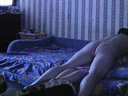 Russian Wife Blowjob and Anal