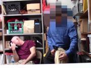 Deputy Turned Thief into Horny Sub Girl