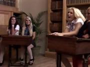 Hottie Blonde Gemma Massey Fucking Threesome With Friends