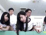 Jav Idols Himekawa Yuuna Yazawa Mimi And Friends Get Creampie