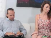Teen Step Daughter Aspen Ora Anal Teaching By Mom And Dad