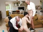 British gangbang and old girl shared by first time Frannkie