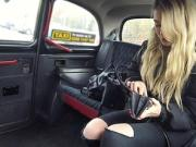 Inspector Misha Cross makes the taxi driver fucks her