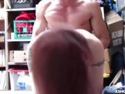 LP Officer fucks Cassidy Michaels pussy on top