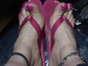 Pink flip flops teaser