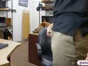 Country girl anal pounded by pawn dude in his pawnshop