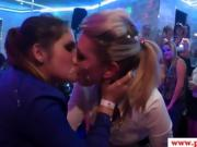 European party babes sucking strippers cocks
