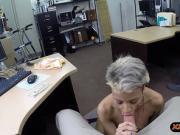 Kinky amateur gf gets banged by pawn guy