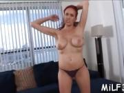 Alluring chick gets her flexible butt hole fucked hard