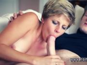 Fine Cougar Fucks A Long Pole And Loves It