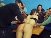 Hot pornstar bondage and cumshot 4g