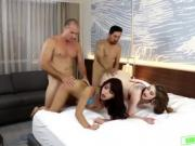 Precious Kobi Brian getting horny for large meaty dick