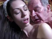 Brunette Babe Rides A Big Dick Nad Makes Her Ass Jiggle