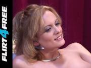 Stormy Daniels 2004 Flirt4Free Webcam Show Clip
