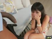 Japanese Teen Marica Hase Interracial Pounding