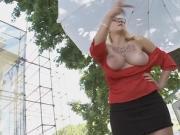 Compilation swedish big natural tits