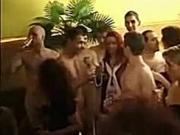 Deutsch Swinger Party Orgy - Teil 1 - von Poliu
