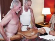 Old man fucks fat girl xxx Staycation with a Latin Hottie