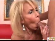 Hot Blonde Babe Lily Loves To Get Railed Out