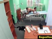 Hot Action In The Doctors Office People Getting It On