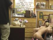 Blonde teen strapon Stealing will only get you fucked!