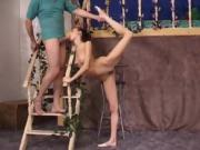 flexible teen sex gymnastic