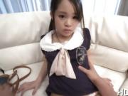 Asian schoolgirl scene so dark all you hear is pleasure moan