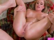 Corrina enjoys a dick inside her cunt