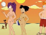 Futurama parody hard orgy